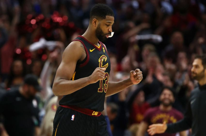 Cleveland Cavaliers Tristan Thompson (Photo by Gregory Shamus/Getty Images)
