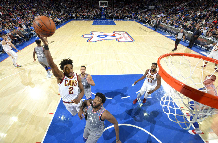 Cleveland Cavaliers Collin Sexton (Photo by Jesse D. Garrabrant/NBAE via Getty Images)