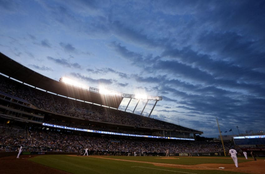 KC Royals (Photo by Ed Zurga/Getty Images)