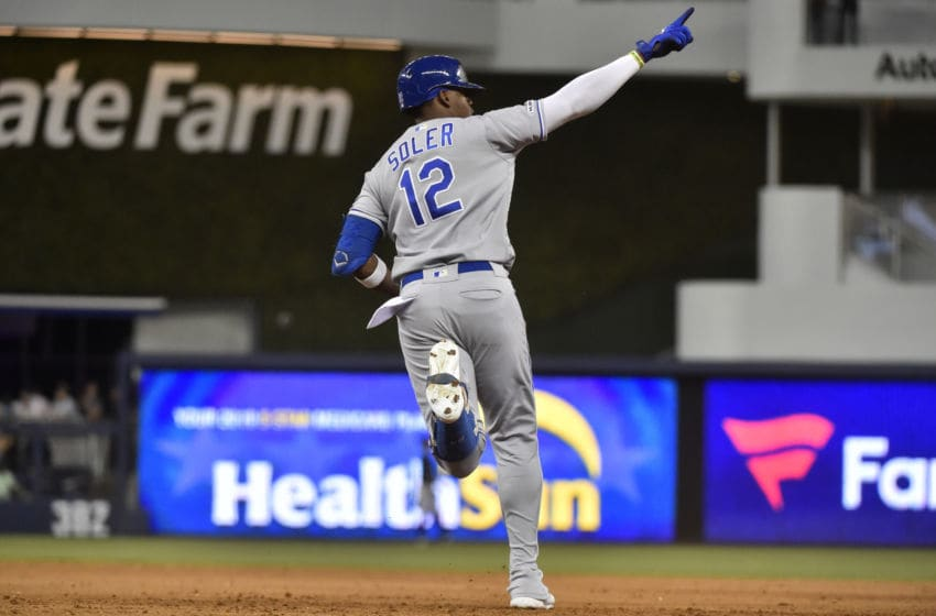 KC Royals Jorge Soler (Photo by Eric Espada/Getty Images)