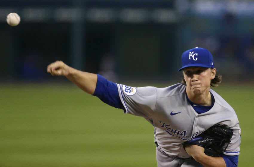 KC Royals, Brady Singer (Photo by Duane Burleson/Getty Images)