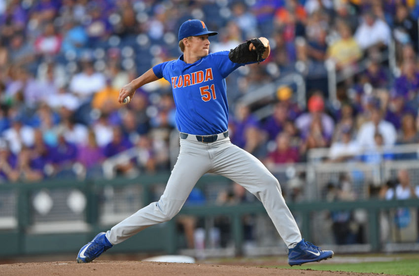KC Royals, Brady Singer (Photo by Peter Aiken/Getty Images)