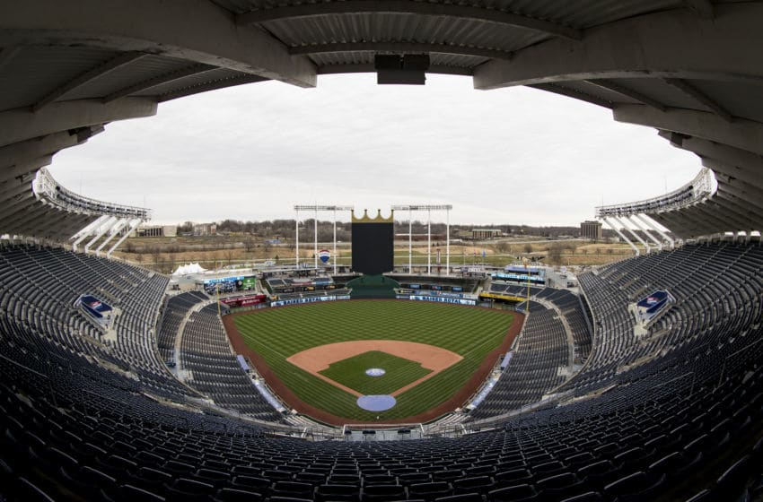 KC Royals (Photo by Brian Davidson/Getty Images)
