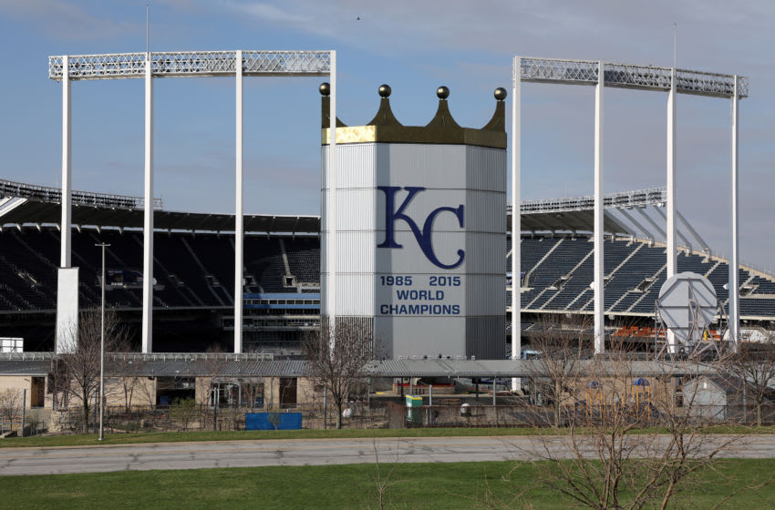 KC Royals (Photo by Jamie Squire/2020 Getty Images)