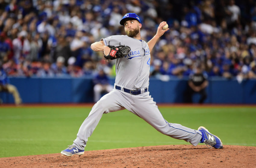 KC Royals, Danny Duffy (Photo by Harry How/Getty Images)