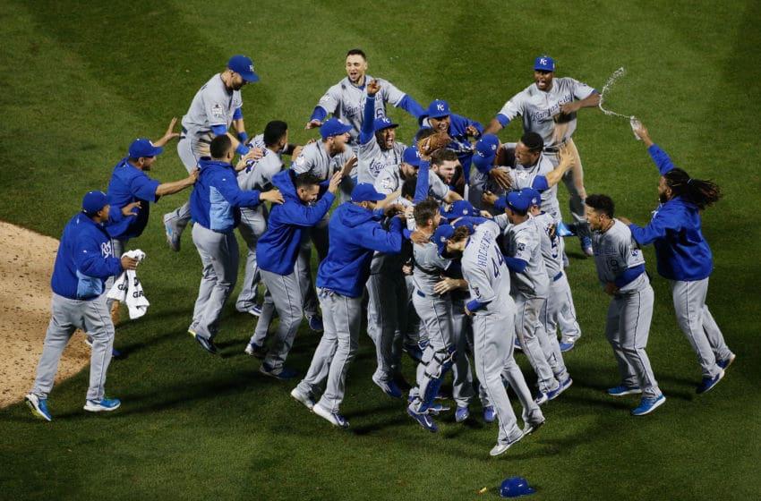 Kansas City Royals (Photo by Tim Bradbury/Getty Images)