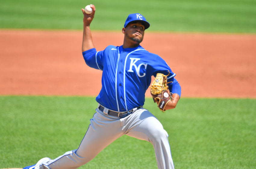 KC Royals, Ronald Bolanos (Photo by Jason Miller/Getty Images)