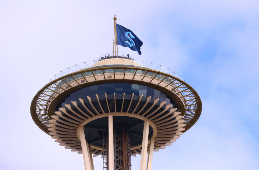 Seattle Kraken (Photo by Abbie Parr/Getty Images)