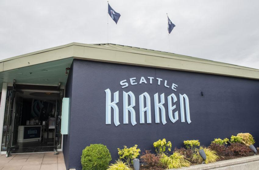 Seattle Kraken (Photo by Jim Bennett/Getty Images)