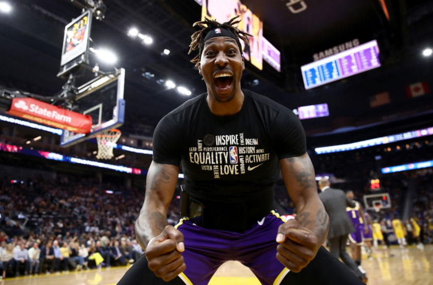 Dwight Howard, Los Angeles Lakers (Photo by Ezra Shaw/Getty Images)