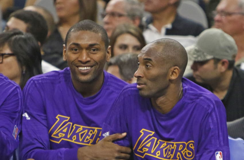 Kobe Bryant, Lakers (Photo by Ron Cortes/Getty Images)
