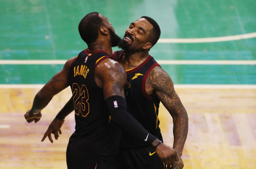 J.R. Smith Los Angeles Lakers News (Photo by Adam Glanzman/Getty Images)