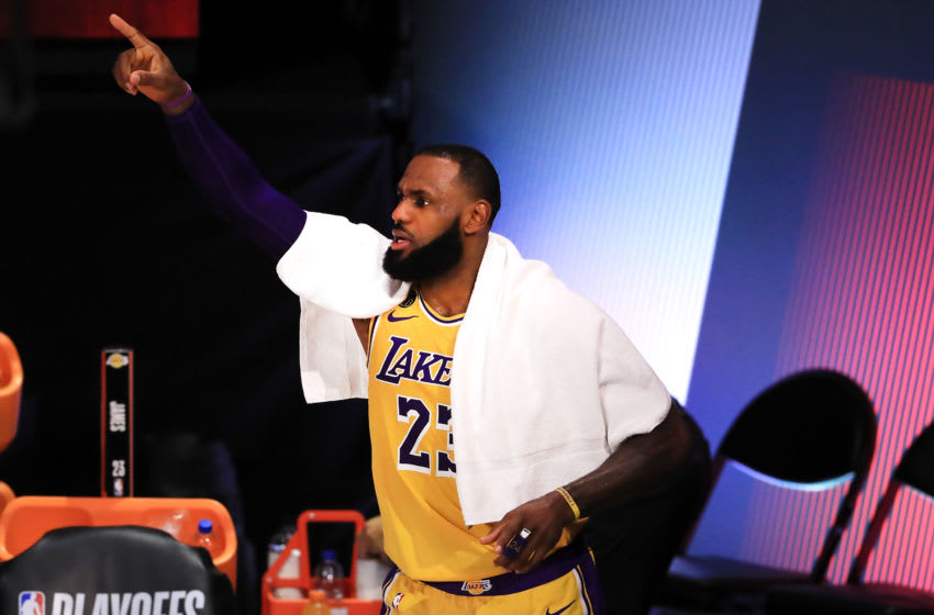 LeBron James (Photo by Michael Reaves/Getty Images)