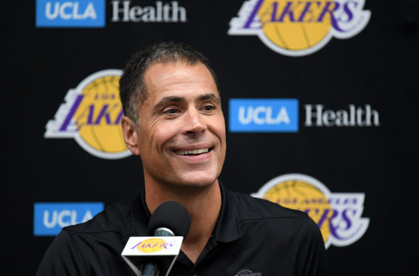Lakers rumors (Photo by Harry How/Getty Images)