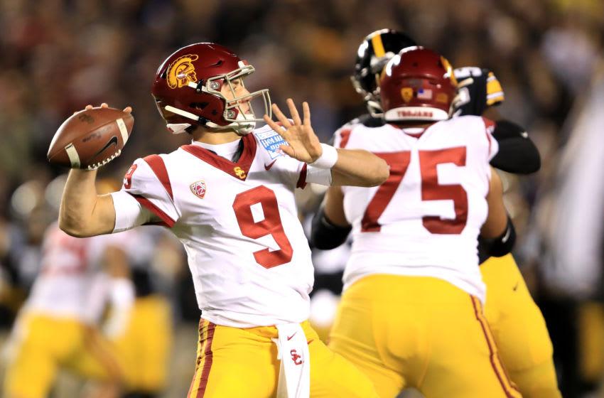 USC Trojans (Photo by Sean M. Haffey/Getty Images)