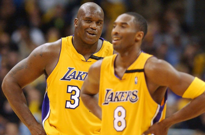 Lakers news (Photo by LUCY NICHOLSON/AFP via Getty Images)
