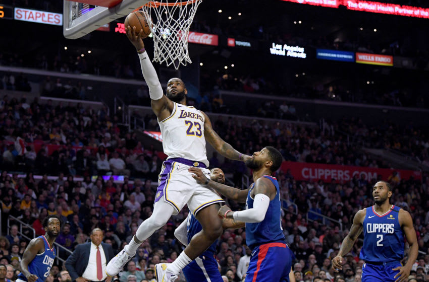 Lakers (Photo by Harry How/Getty Images)