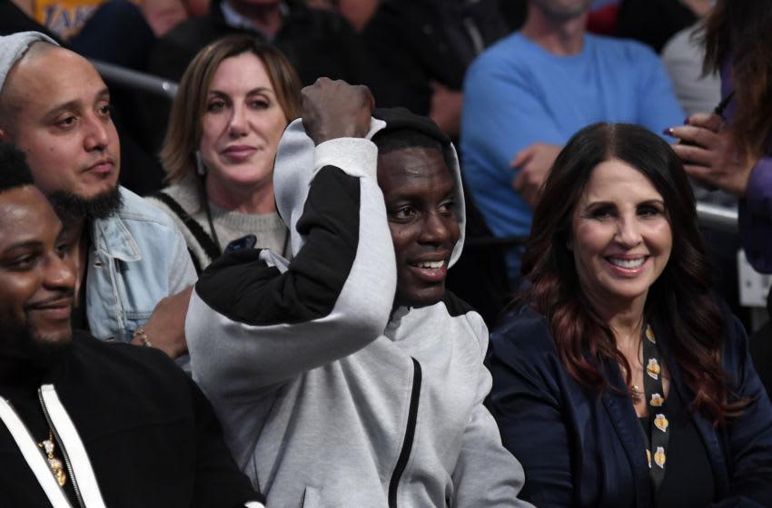 Lakers rumors (Photo by Kevork Djansezian/Getty Images)