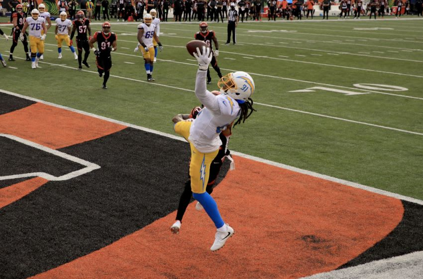 LA Chargers (Photo by Andy Lyons/Getty Images)