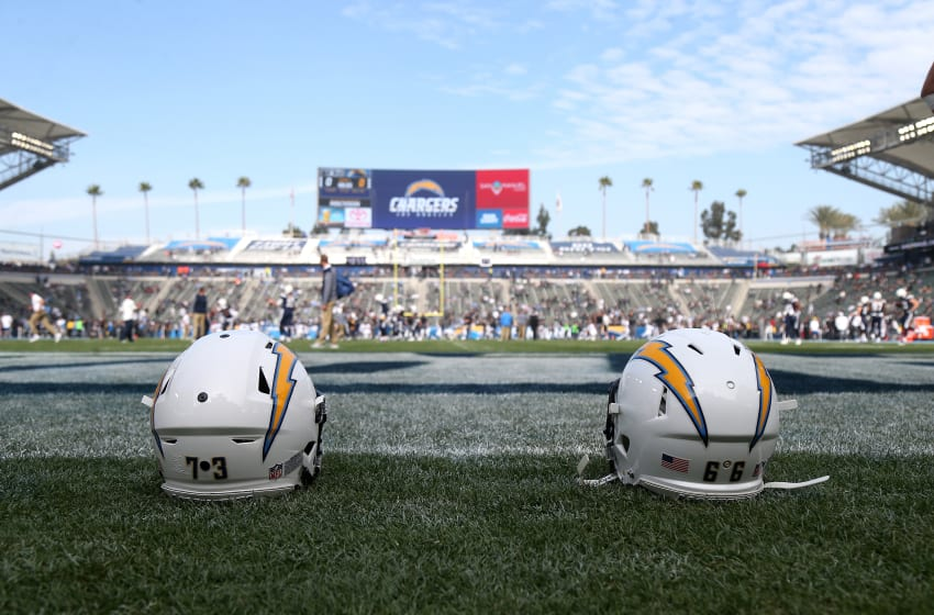 CARSON, CA - DECEMBER 31: A general view of StubHub Center prior to the game between the Los Angeles Chargers and Oakland Raiders at StubHub Center on December 31, 2017 in Carson, California. (Photo by Stephen Dunn/Getty Images)