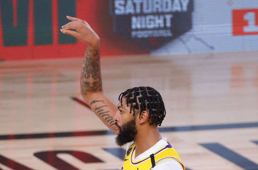 Los Angeles Lakers (Photo by Kevin C. Cox/Getty Images)