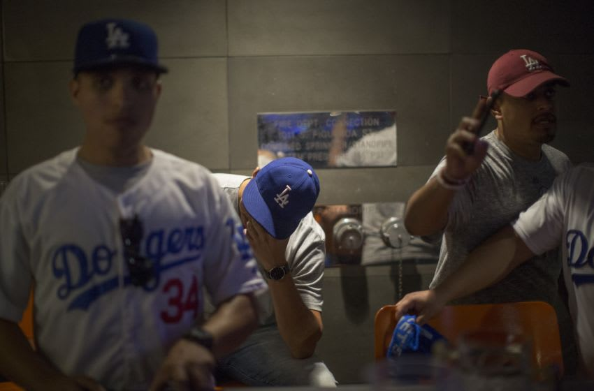 LA Dodgers (Photo by David McNew/Getty Images)