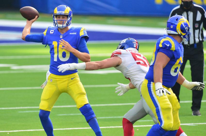 LA Rams Gary A. Vasquez-USA TODAY Sports