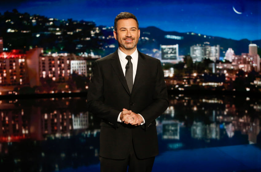 JIMMY KIMMEL LIVE! - (ABC/Randy Holmes) JIMMY KIMMEL