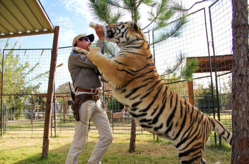 Tiger King - Credit: Netflix