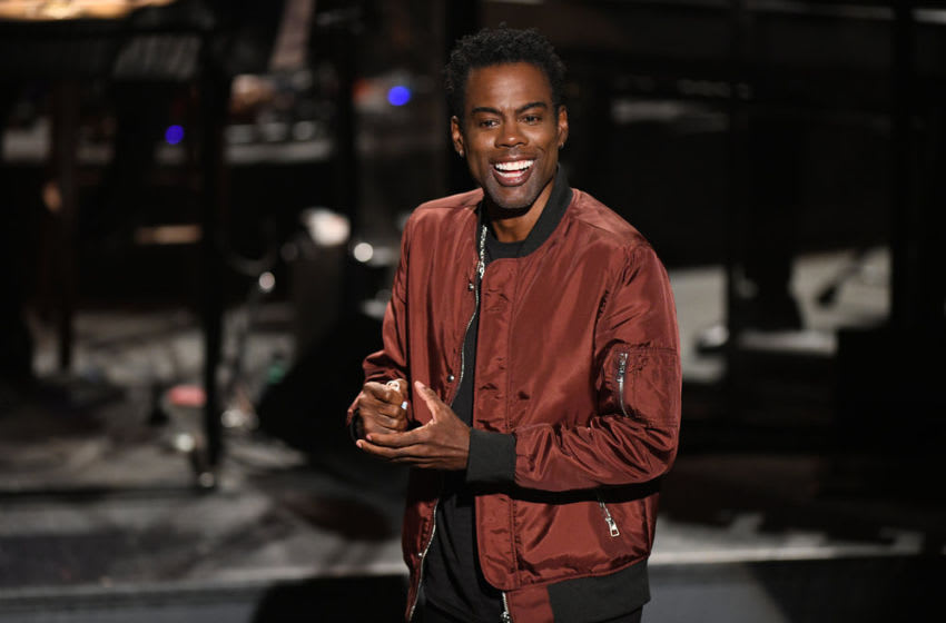 Host Chris Rock for Saturday Night Live (Photo by: Will Heath/NBC)