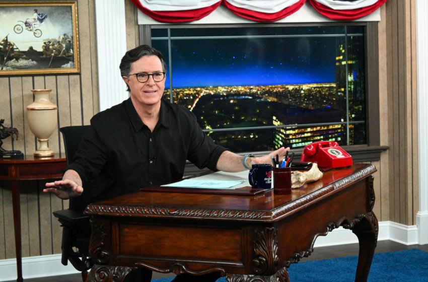 A Late Show with Stephen Colbert (Photo: Scott Kowalchyk/CBS)