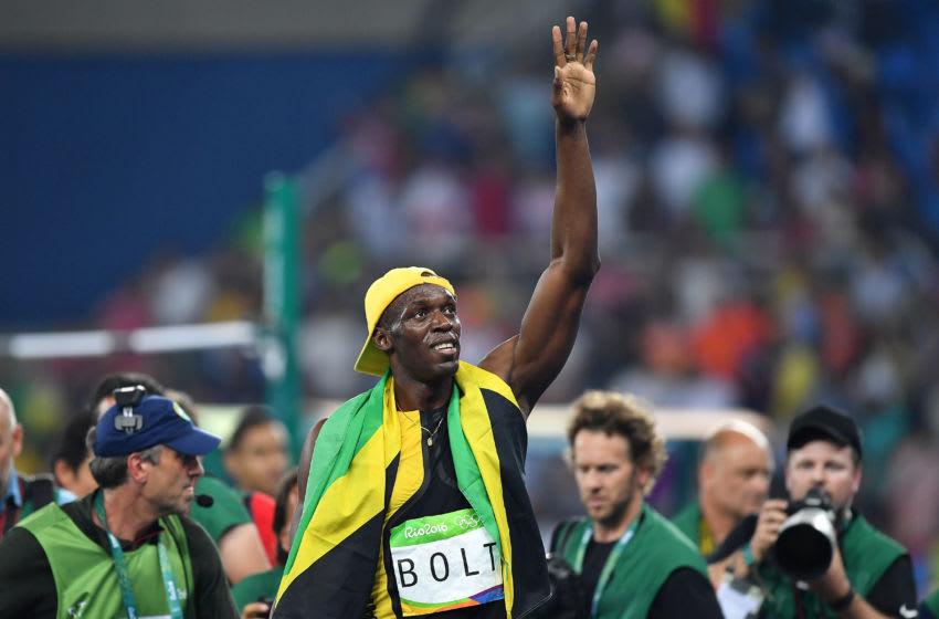 Leslie Jones Captures Usain Bolt's Amazing Comeback