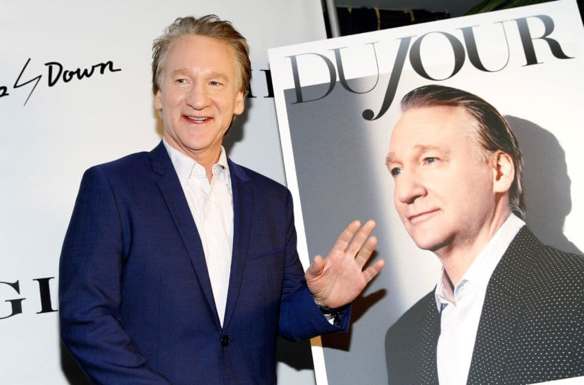 NEW YORK, NY - JUNE 23: Bill Maher attends a DuJour Magazine celebration of 12 seasons of REAL TIME with Bill Maher at UP