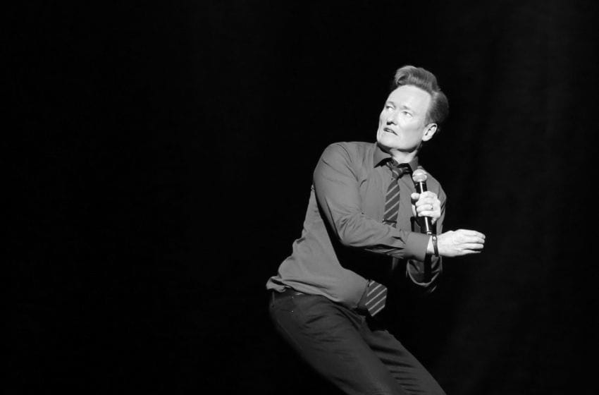Conan O'Brien (Photo by Rob Kim/Getty Images)