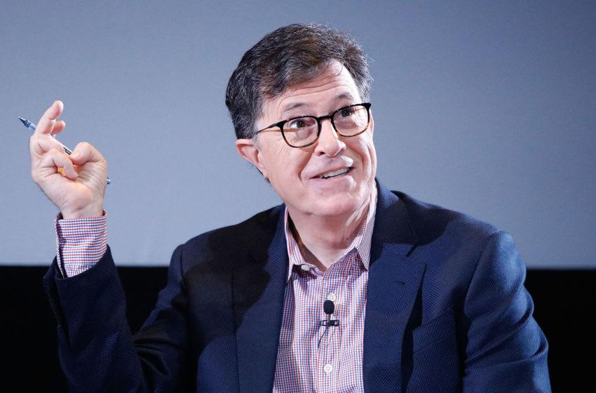 Stephen Colbert (Photo by Lars Niki/Getty Images for 2019 Montclair Film Festival )