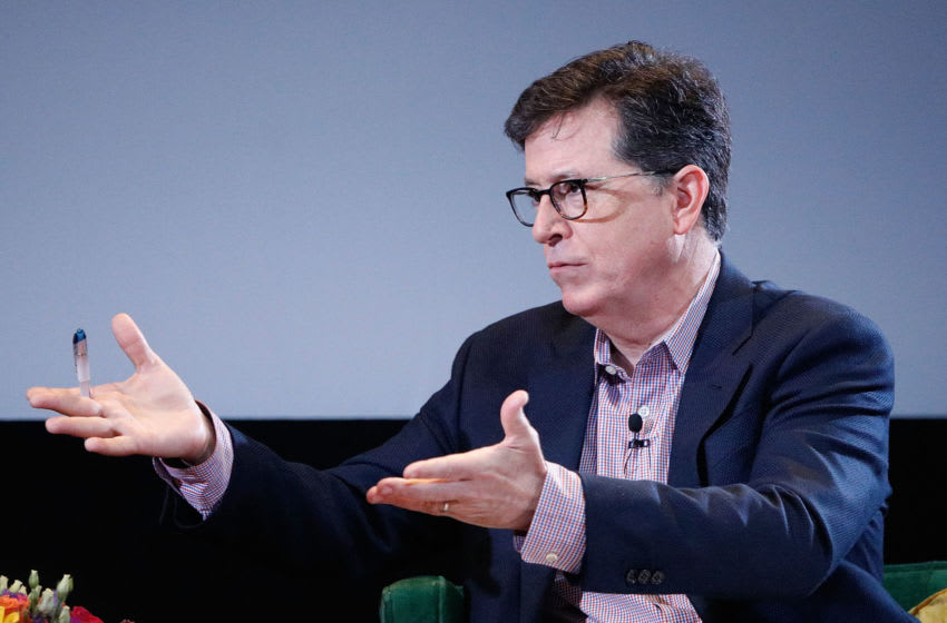 Stephen Colbert (Photo by Lars Niki/Getty Images for 2019 Montclair Film Festival )