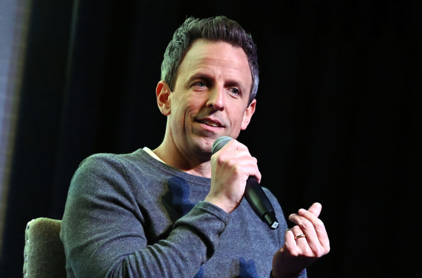 Seth Meyers (Photo by Slaven Vlasic/Getty Images for AMC)