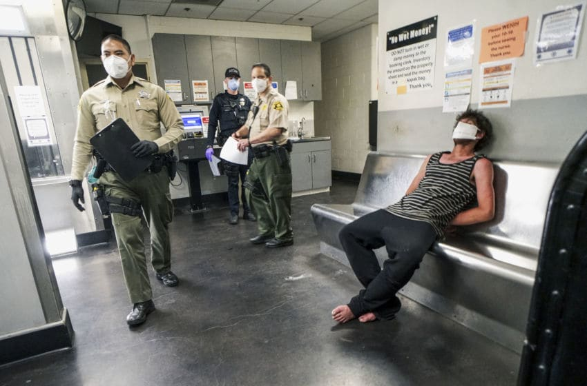 San Diego County Jail (Photo by Sandy Huffaker/Getty Images)