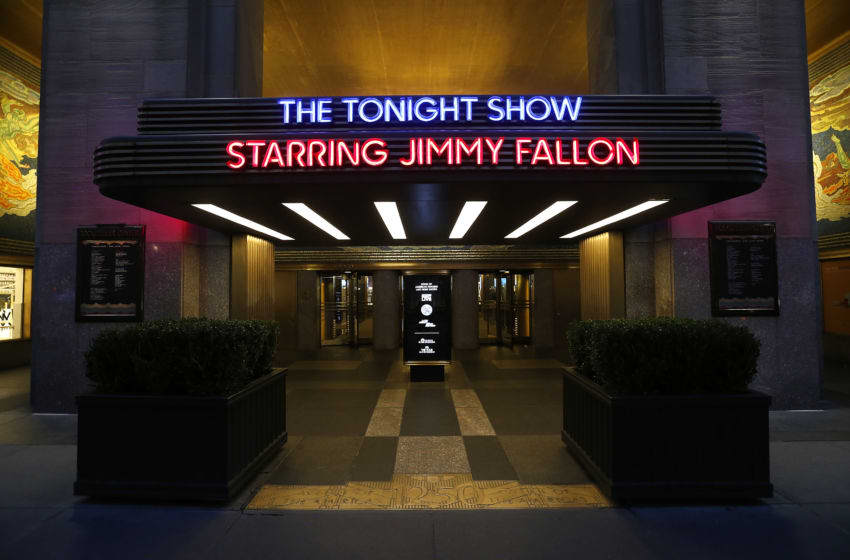 The Tonight Show starring Jimmy Fallon (Photo by John Lamparski/Getty Images)