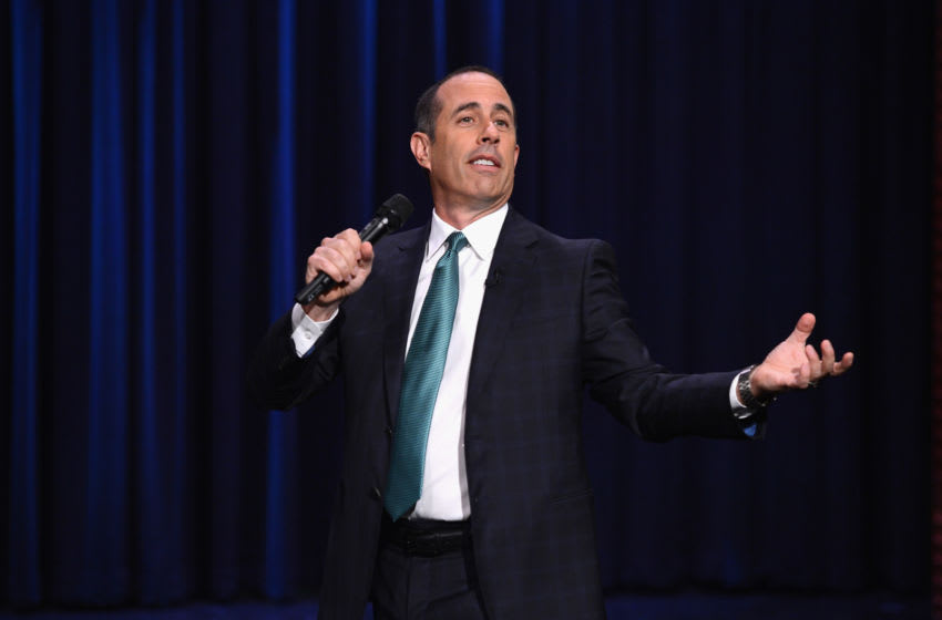Jerry Seinfeld (Photo by Theo Wargo/Getty Images for The Tonight Show Starring Jimmy Fallon)