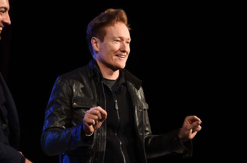 Conan O'Brien (Photo by Ilya S. Savenok/Getty Images for PTTOW!)