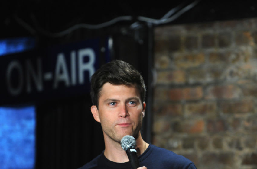 Colin Jost (Photo by Bobby Bank/Getty Images)