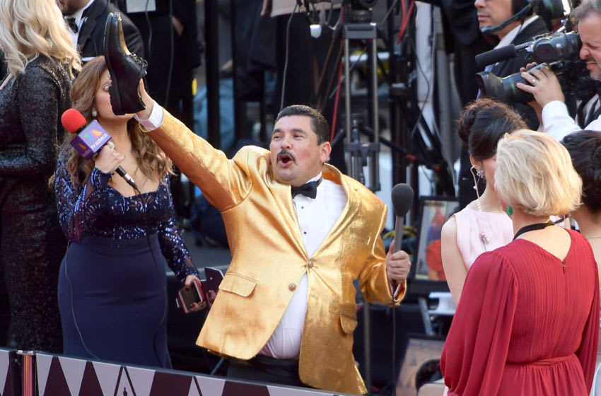 HOLLYWOOD, CA - MARCH 04: Guillermo Rodriguez attends the 90th Annual Academy Awards at Hollywood & Highland Center on March 4, 2018 in Hollywood, California. (Photo by Matt Winkelmeyer/Getty Images)