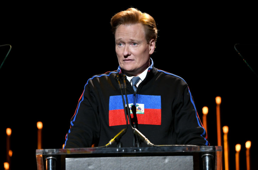 Conan O'Brien (Photo by Michael Kovac/Getty Images for CORE Gala)