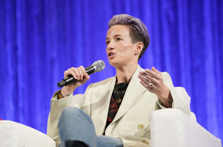 Megan Rapinoe (Photo by Marla Aufmuth/Getty Images for Watermark Conference for Women )