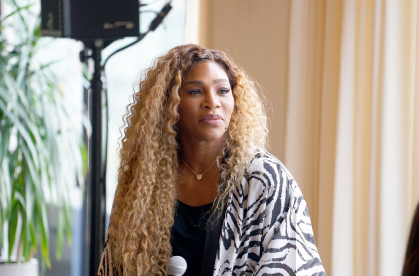 Serena Williams (Photo by Manny Carabel/Getty Images)