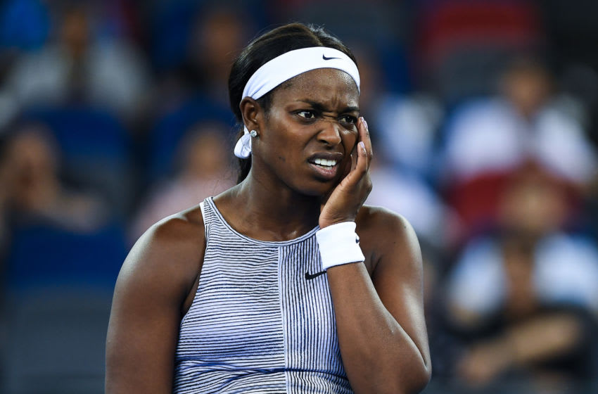 Sloane Stephens (Photo by Tao Zhang/Getty Images)