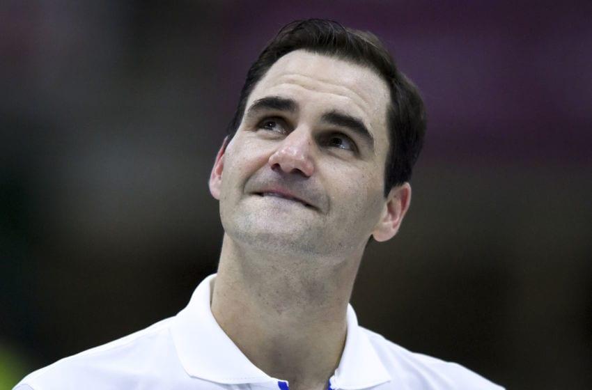 Roger Federer (Photo by Marcelo Endelli/Getty Images)