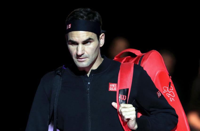 Roger Federer will play the Australian Open (Photo by Julian Finney/Getty Images)
