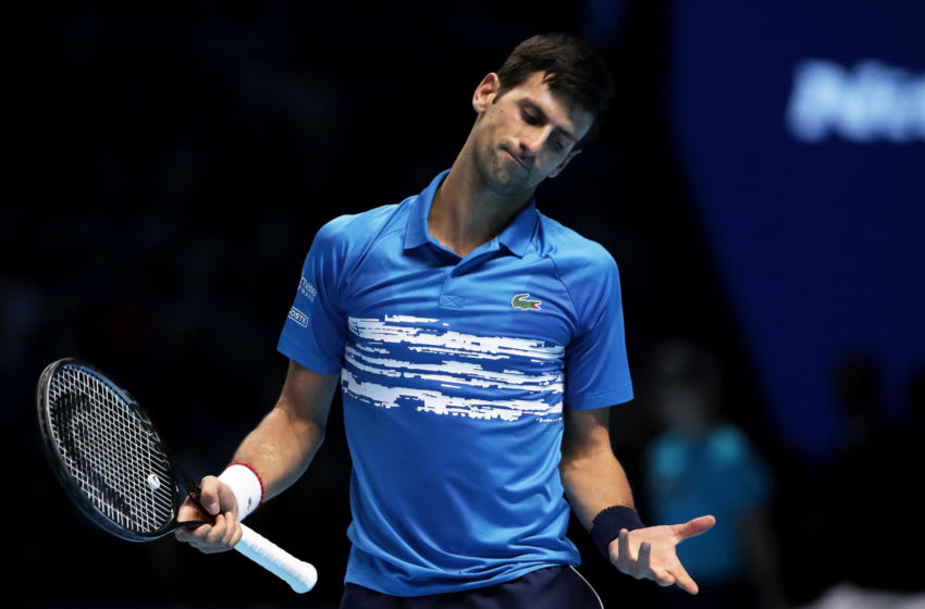 Novak Djokovic (Photo by Julian Finney/Getty Images)
